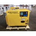 AC Single Phase 3kw Silent Móvel Gerador Diesel Conjunto