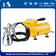 Compresseur d'air portatif à membrane HaoshengAS09AK-1