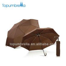 Guarda-chuva do ventilador do sol de luxo de 23''8k