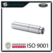 Единственным ЧПУ 20мл алюминиевый сплав поворот вверх многоразового путешествия одеколон спрей