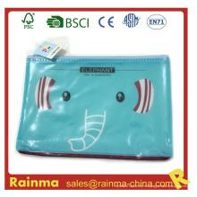 Bolsa de lápiz de PVC para estudiantes de la escuela