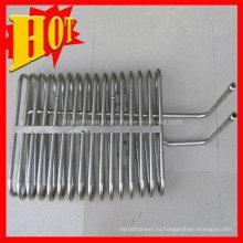 Труба ASTM b338 теплообменного аппарата Gr4titanium катушка с заводской цене