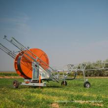 Agricultural hose reel irrigation system calculator