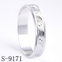Fashion Sterling Silver Wedding/Engagement Rings Jewelry (S-9171)