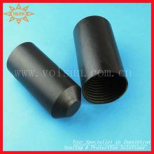 Tapas de extremo de paraguas termocontraíbles resistentes a la abrasión