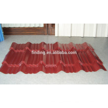 Cheap Colored Corrugated Steel Roofing Sheet