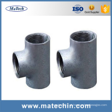 Fabricantes de boa qualidade de ferro fundido dúctil encaixe de tubulação