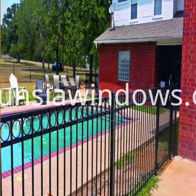 swimming pool fence 2