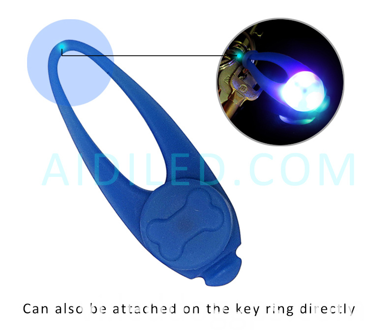 Dog Collar Led Flashing Light