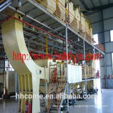 Máquina de extração de solventes de óleo bruto patenteada de alta qualidade da Huatai