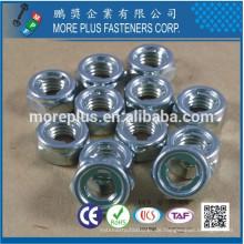 Made in Taiwan DIN 980 Alle Metall-Drehmoment- und Sicherungsmuttern