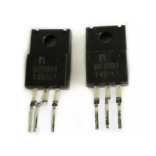 Diode Switching 430V 20A 3-Pin(3+Tab) TO-220FN Bulk RoHS RF2001T4S