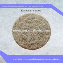 Zeolite Activated Carbon Air Filter
