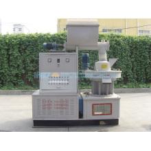 Machine de granule en bois de matrices de double-couche pour le marché américain