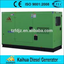 Generador diesel insonoro 40KW accionado por CUMMINS con precio competitivo en venta