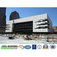 Prefabricated Commercial Steel Structure Store Supermarket