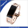 Touch Screen Pedometer Smart Watch with Heart Rate Health Watch