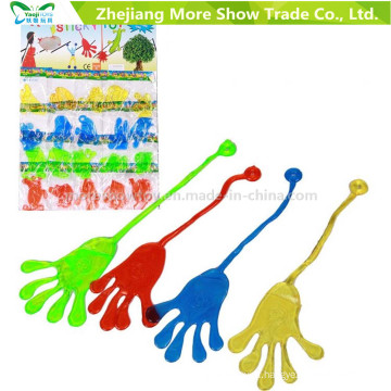 20PCS Plastic Sticky Hands Aniversário Party Favors Toy Kids