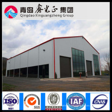 Prefabricated Steel Structure Warehouse (SSW-14033)