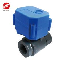 Control automático de flujo de válvula de agua automático motorizado de liberación de aire