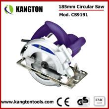Sierra circular eléctrica profesional para el trabajador de madera 185 mm