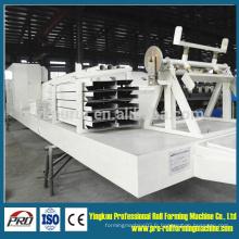 1000-700 Color Steel Metal Sheet Arch Roof Machine à former des rouleaux froids