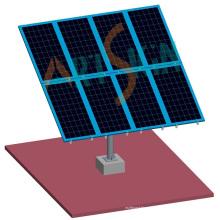 Solarmasten-Montagesysteme PV-Pole-Kraftwerk Solar Farm