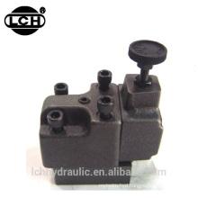 hydraulic bucg unloading relief valves