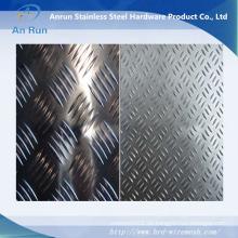Verzinkte perforierte Metall-Treppenstufen
