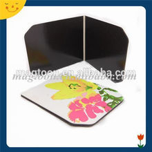 Custom permanent magnetic gift bookmark