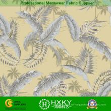 Высокое качество печатных Сплетенный Поли шифон ткани для дамы одежды