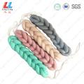 Good handfeeling durable bath belt