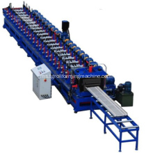 Panel Bunyi Dingin Roll Rolling Machine
