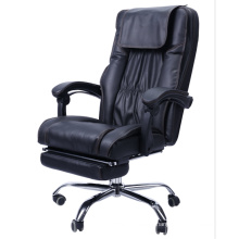 Electric Luxury 3D Body Shiatsu Vibration and Heating Swivel Office Massage Chair