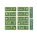 Photoluminescent IMO symbols safety signs