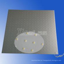 A melhor propaganda de Zhongshan que ilumina Xinelam personalizou a luz de painel do diodo emissor de luz dos tamanhos RGBW