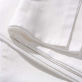 White Plus Size Reusable Hospital Bed Sheet