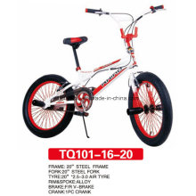 Nouvelle conception de vélo BMX Freestyle 20 pouces