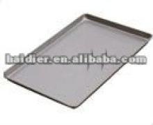 aluminium coated tray with teflon