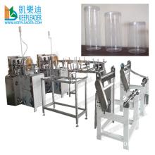 PVC Cylinder Box Making Machine/Plastic Cylinder Forming Machine