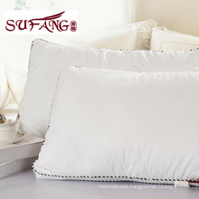 Special function pillow Three-dimensional anti-mite antibacterial feather velvet pillow