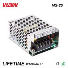 Driver do diodo emissor de luz do anúncio de MS-25 SMPS 25W 24V 1A