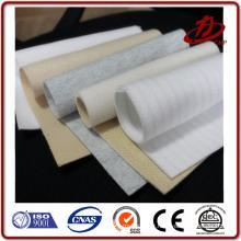Tissu filtre à poussière en feutrine à aiguilles