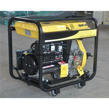 Gerador diesel silencioso 5kw