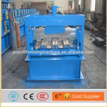 Stahl Deck Roll Forming Machine / Stahl Profil Walze Formmaschine / Boden Deck Walze Formmaschine