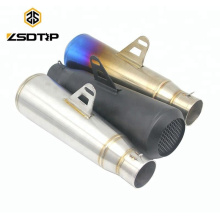 OEM Service Motorcycle Exhaust Pipe forR1 ZX6R R6 ZX10R CBR GSXR750 YZF GSXR750 CBR125 GSXR600 CB250 ZZR400 CBR250 CBR400