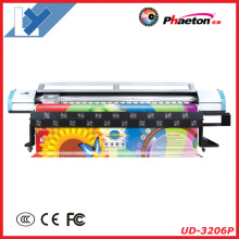 3.2m Phaeton Cheap Outdoor Large Format Solvent Printer (UD-3206P)