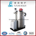 Generador de vapor alimentado por gas industrial (LSS2-1.0)
