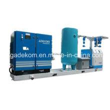 Sistema de compresor de aire compacto de tornillo (KD75DR-8)