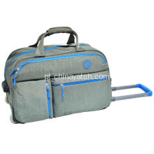 Venda quente Foldable Trolley Duffle Bag